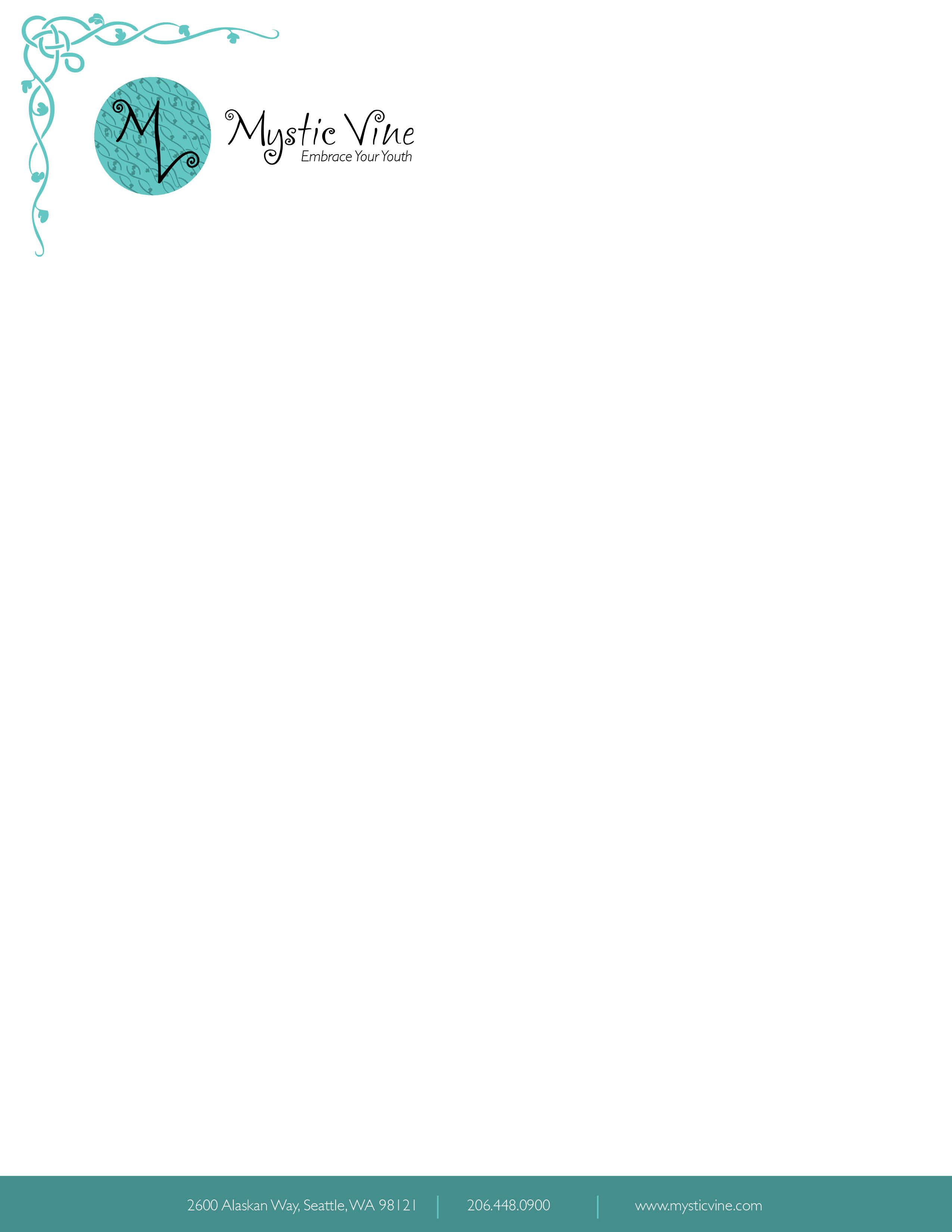 letterhead for company